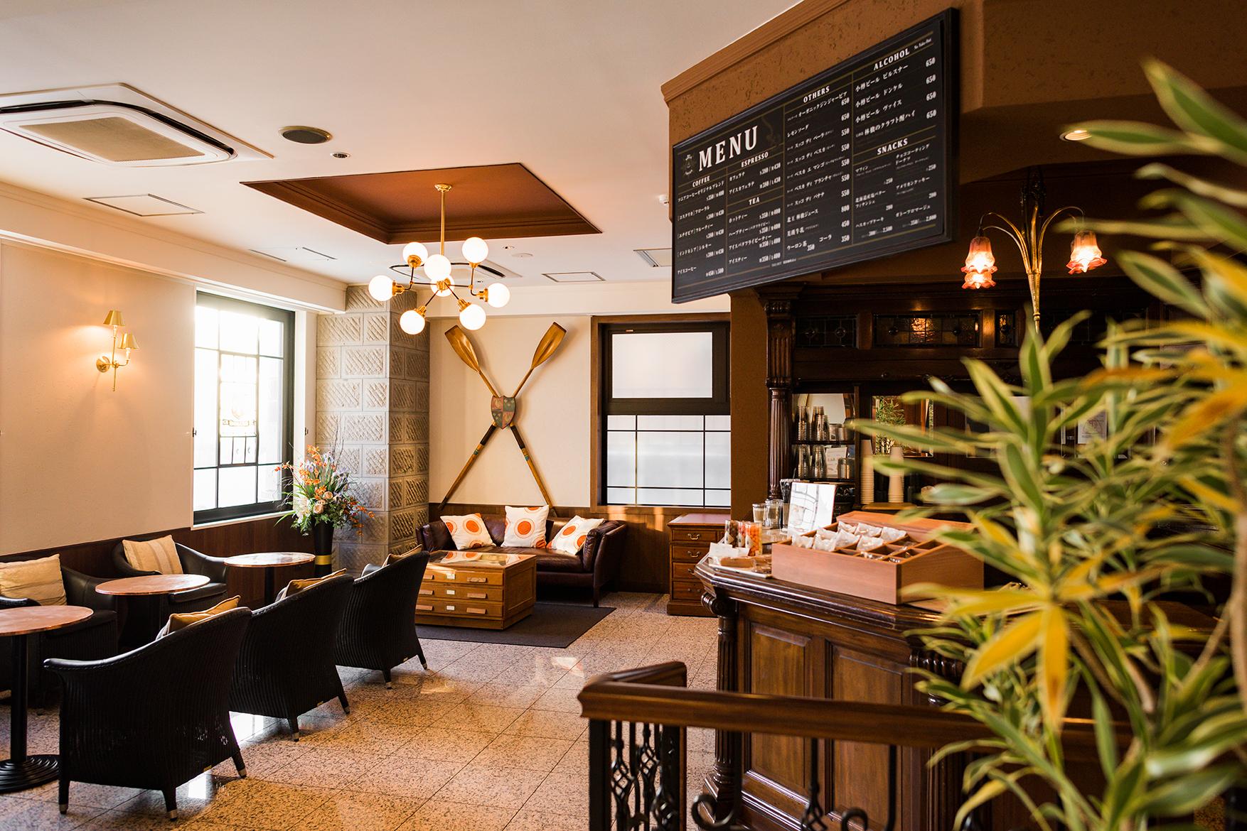 ソニアコーヒー:店内写真
