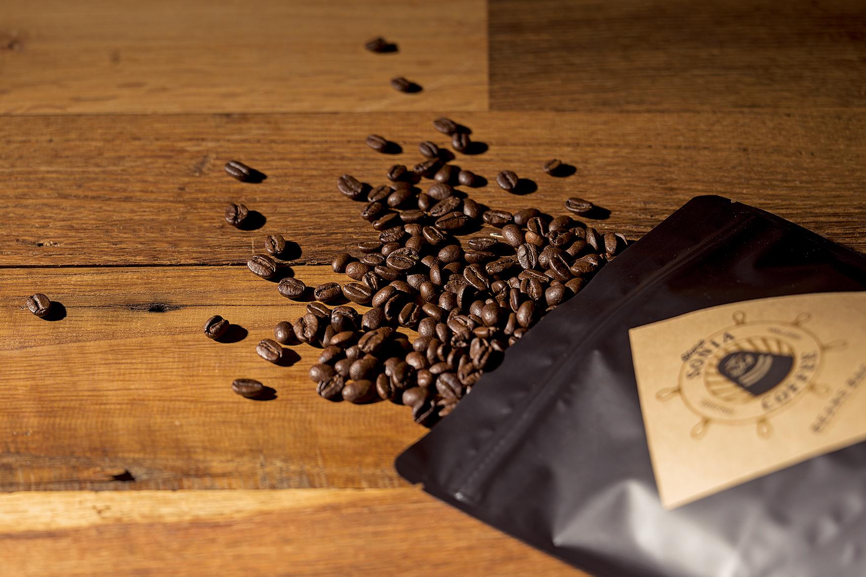 ソニアコーヒー:珈琲
