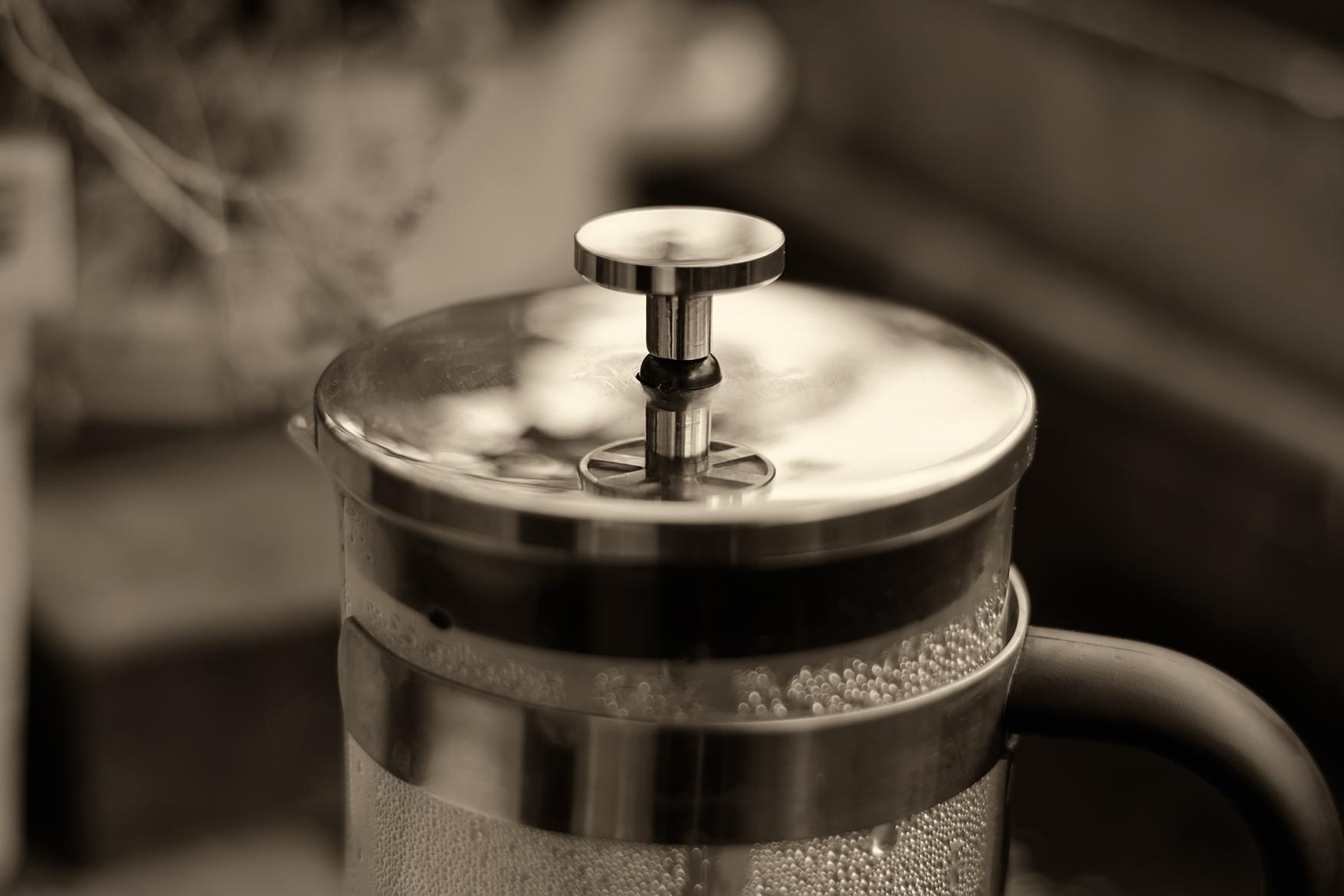 ソニアコーヒー:フレンチプレス